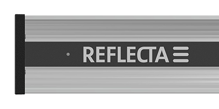 The REFLECTA PRO industrial light is carefully designed and EU manufactured using highest quality materials and components.